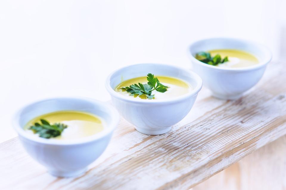 Heerlijke huisgemaakte soep