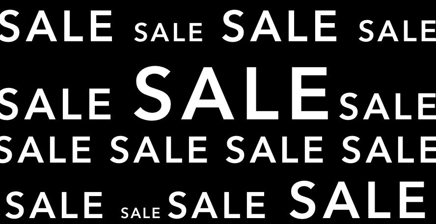 Sportshop Sale
