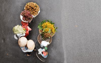 Expositie – Vendors of Vietnam