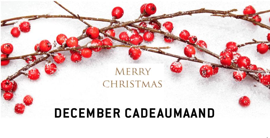 December Cadeaumaand