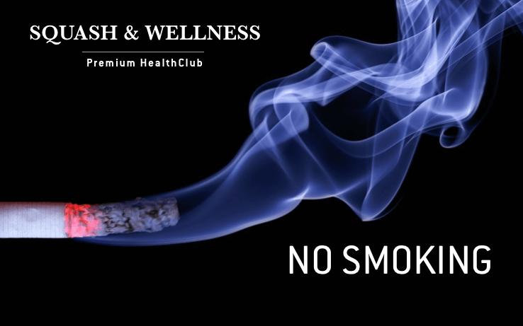 No smoking – please