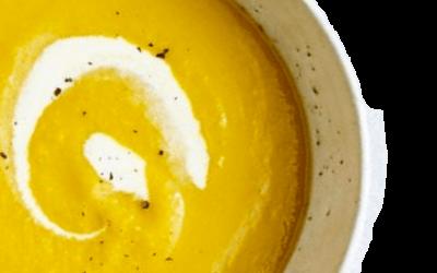 Heerlijke voedzame soepen