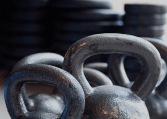 Outdoor – Kettle Bell training