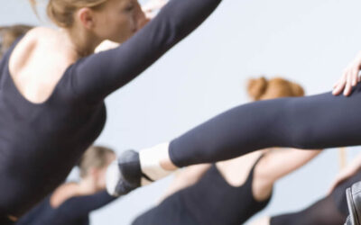 Back Again … our Barre Classes